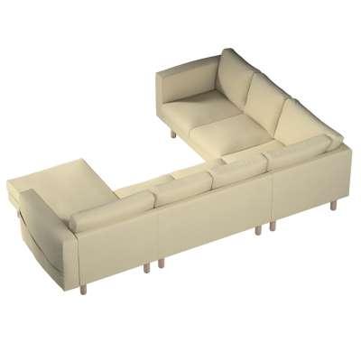 Pokrowiec na sofę narożną Norsborg 5-osobową z szezlongiem