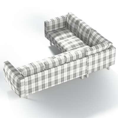 Pokrowiec na sofę narożną Norsborg 5-osobową