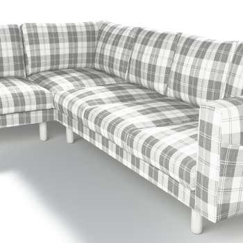 Pokrowiec na sofę narożną Norsborg 5-osobową w kolekcji Edinburgh, tkanina: 115-79