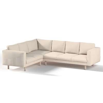 Pokrowiec na sofę narożną Norsborg 5-osobową 705-01 Kolekcja Etna