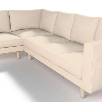 Pokrowiec na sofę narożną Norsborg 5-osobową w kolekcji Etna, tkanina: 705-01