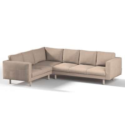 Pokrowiec na sofę narożną Norsborg 5-osobową 705-09 Kolekcja Etna
