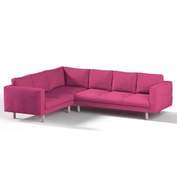 Pokrowiec na sofę narożną Norsborg 5-osobową w kolekcji Etna, tkanina: 705-23