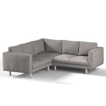 Pokrowiec na sofę narożną Norsborg 4-osobową w kolekcji Edinburgh, tkanina: 115-81