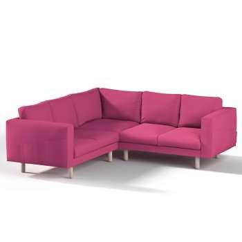 Pokrowiec na sofę narożną Norsborg 4-osobową w kolekcji Etna, tkanina: 705-23