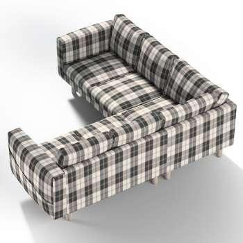Pokrowiec na sofę narożną Norsborg 4-osobową w kolekcji Edinburgh, tkanina: 115-74
