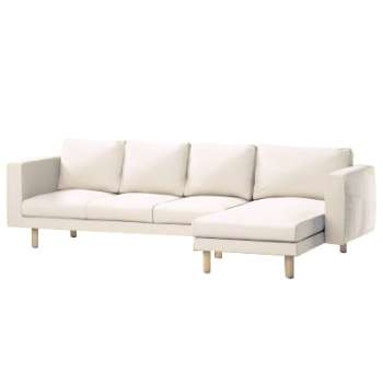 Norsborg 4-seat sofa with chaise longue cover IKEA