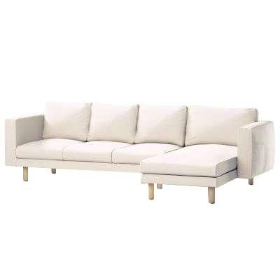Bezug für Norsborg 4-Sitzer Sofa mit Recamiere IKEA