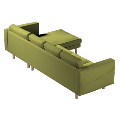 Pokrowiec na sofę Norsborg 4-osobową z szezlongiem