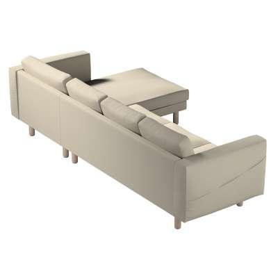 Bezug für Norsborg 4-Sitzer Sofa mit Recamiere