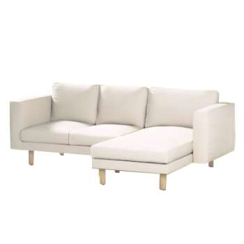 Norsborg 3-seat sofa with chaise longue cover IKEA