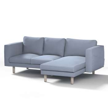 Norsborg 3-seat sofa with chaise longue cover