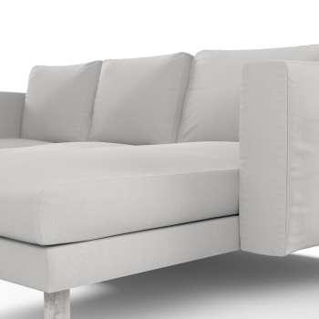 Norsborg hoes voor 3-zitsbank met chaise longue van de collectie Chenille, Stof: 702-23