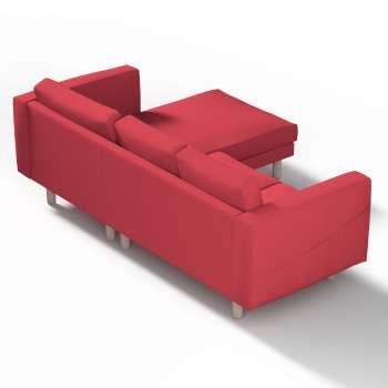 Norsborg Bezug für 3-Sitzer Sofa mit Recamiere