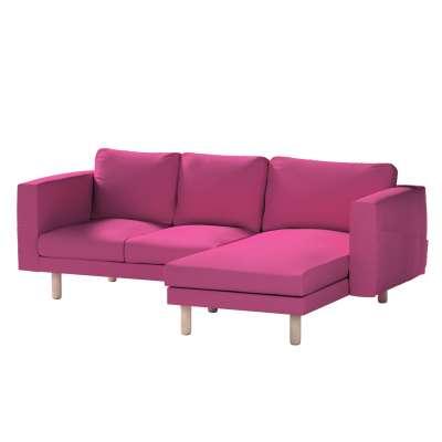 Bezug für Norsborg 3-Sitzer Sofa mit Recamiere