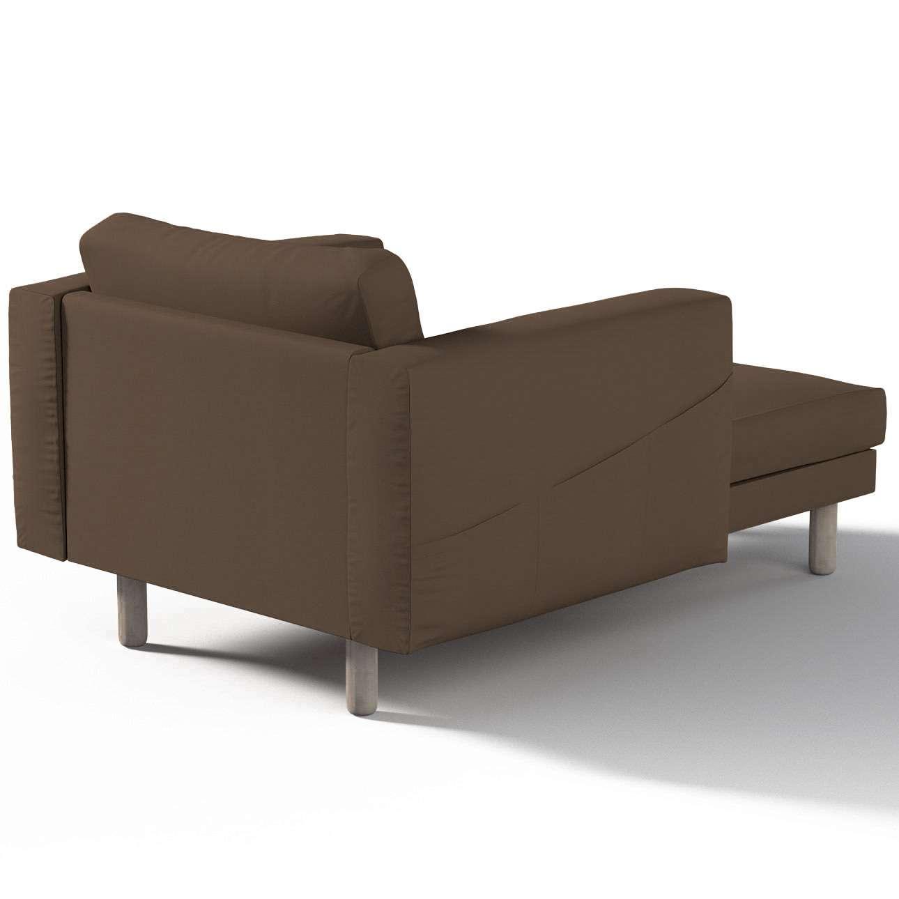 Poťah na sedačku Norsborg s podrúčkami V kolekcii Cotton Panama, tkanina: 702-02