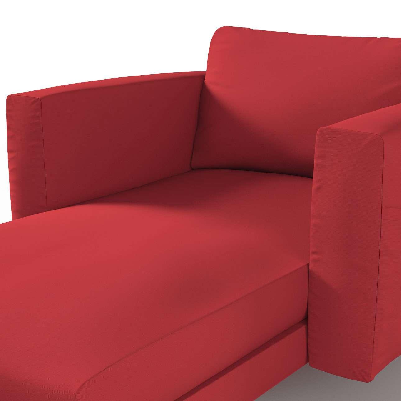 Poťah na sedačku Norsborg s podrúčkami V kolekcii Cotton Panama, tkanina: 702-04