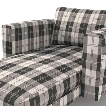 Poťah na sedačku Norsborg s podrúčkami V kolekcii Edinburg, tkanina: 115-74
