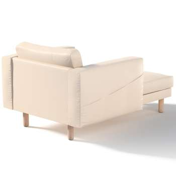 Norsborg chaise longue with armrests cover