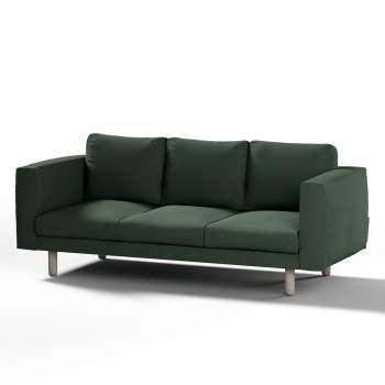 Pokrowiec na sofę Norsborg 3-osobową w kolekcji Cotton Panama, tkanina: 702-06