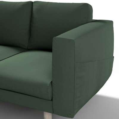 Norsborg betræk 3 personer fra kollektionen Cotton Panama, Stof: 702-06