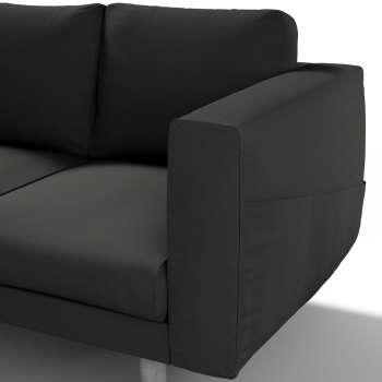 Pokrowiec na sofę Norsborg 3-osobową w kolekcji Cotton Panama, tkanina: 702-08