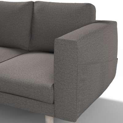 Pokrowiec na sofę Norsborg 3-osobową w kolekcji Edinburgh, tkanina: 115-77