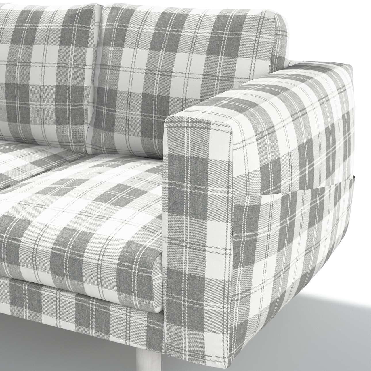 Pokrowiec na sofę Norsborg 3-osobową w kolekcji Edinburgh, tkanina: 115-79