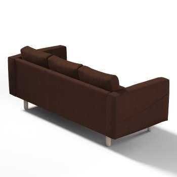 Pokrowiec na sofę Norsborg 3-osobową w kolekcji Chenille, tkanina: 702-18