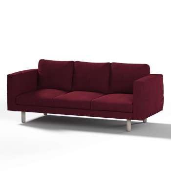 Pokrowiec na sofę Norsborg 3-osobową w kolekcji Chenille, tkanina: 702-19