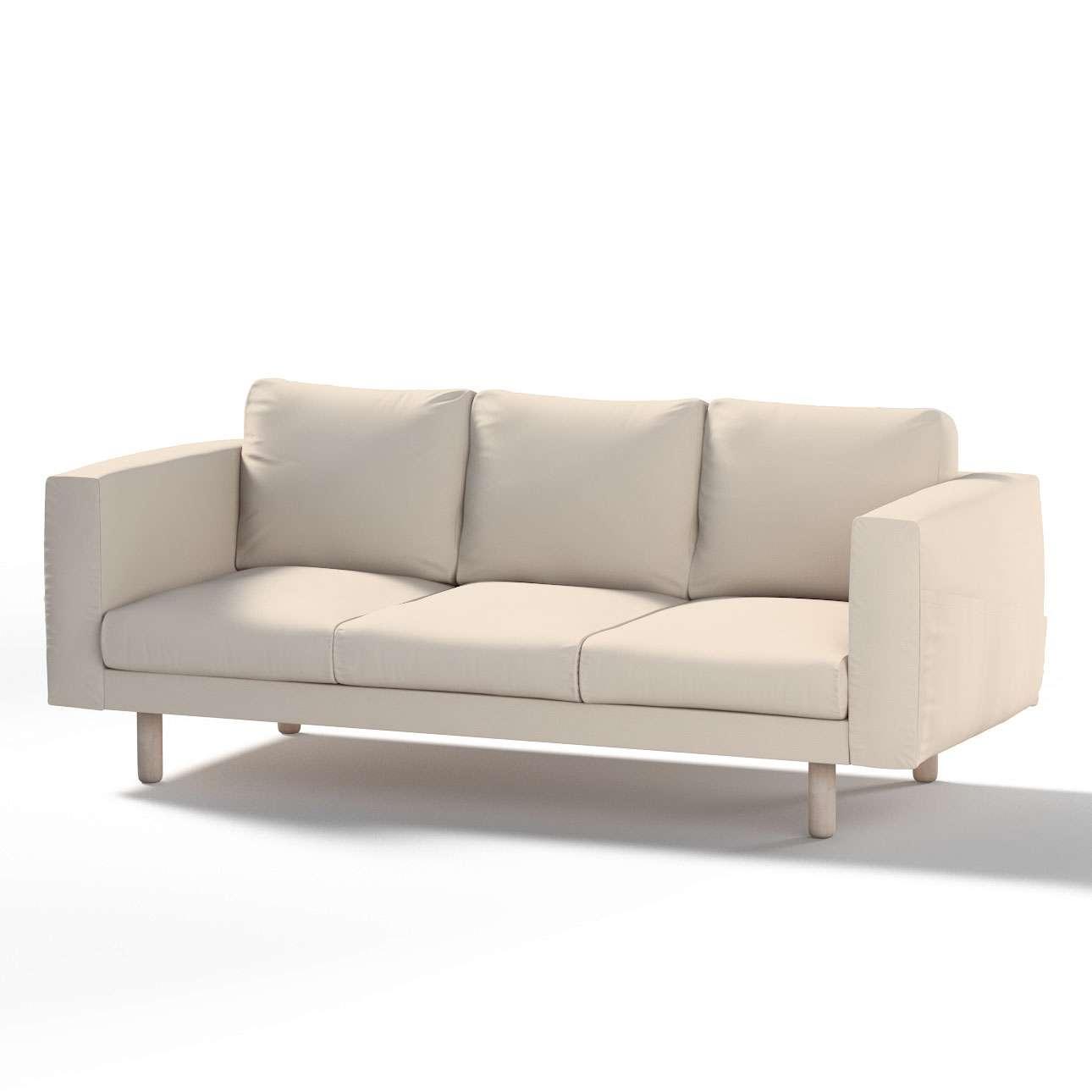 Norsborg trivietės sofos užvalkalas kolekcijoje Etna, audinys: 705-01
