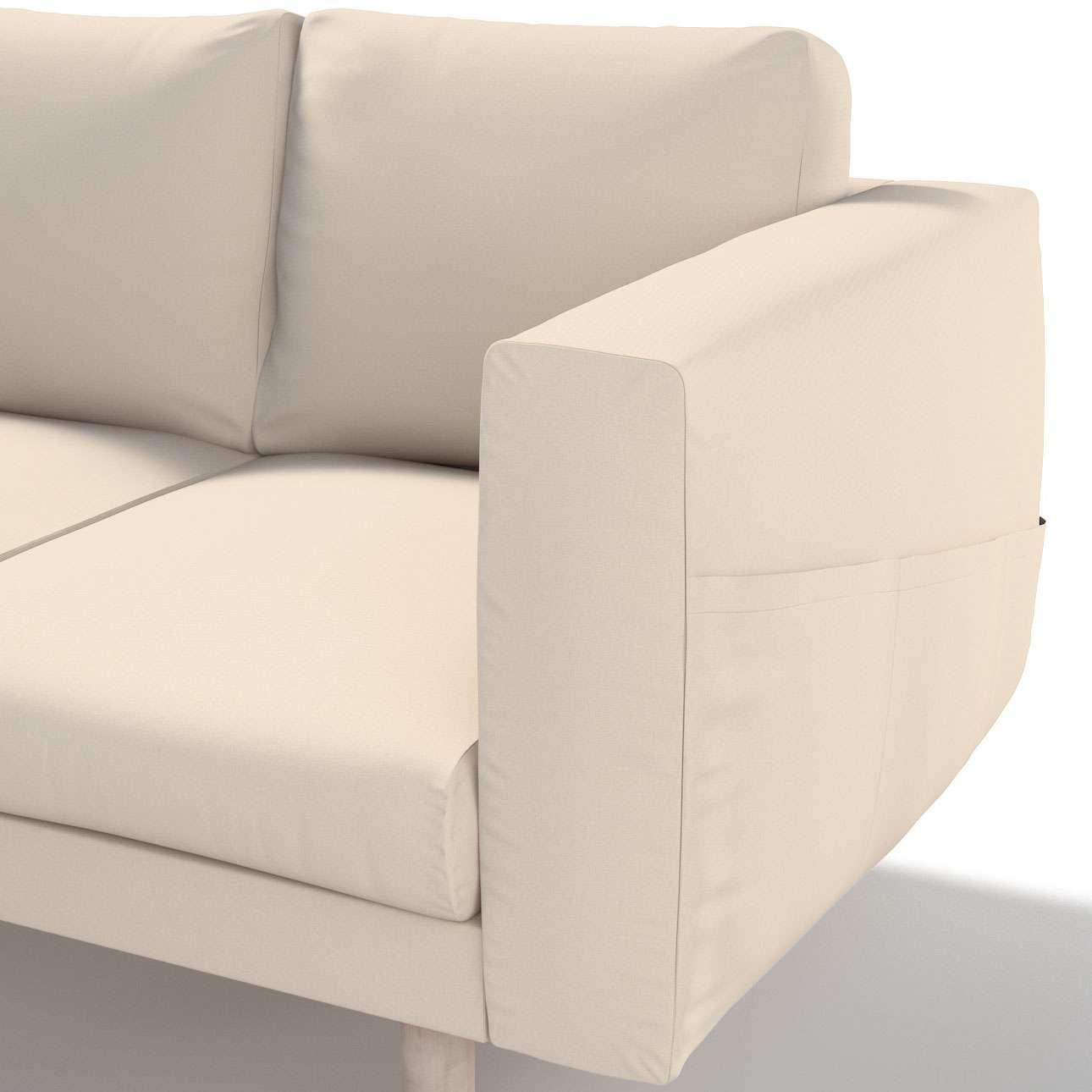 Pokrowiec na sofę Norsborg 3-osobową w kolekcji Etna, tkanina: 705-01