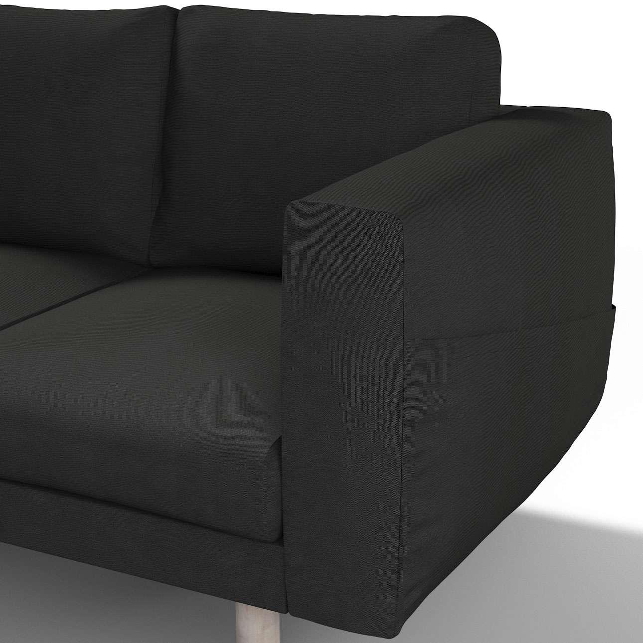 Pokrowiec na sofę Norsborg 3-osobową w kolekcji Etna, tkanina: 705-00