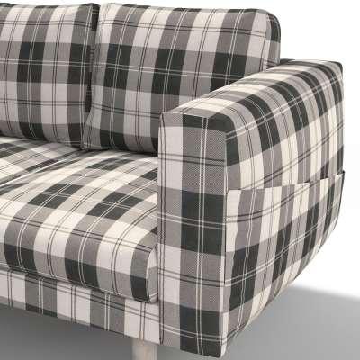 Poťah na sedačku Norsborg (pre 3 osoby) V kolekcii Edinburg, tkanina: 115-74