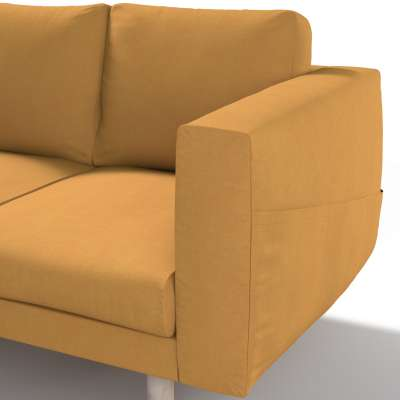 Pokrowiec na sofę Norsborg 3-osobową w kolekcji Etna, tkanina: 705-04