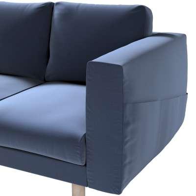 Pokrowiec na sofę Norsborg 3-osobową w kolekcji Ingrid, tkanina: 705-39