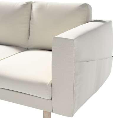 Pokrowiec na sofę Norsborg 3-osobową w kolekcji Ingrid, tkanina: 705-40
