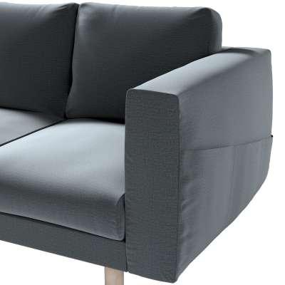Pokrowiec na sofę Norsborg 3-osobową w kolekcji Ingrid, tkanina: 705-43