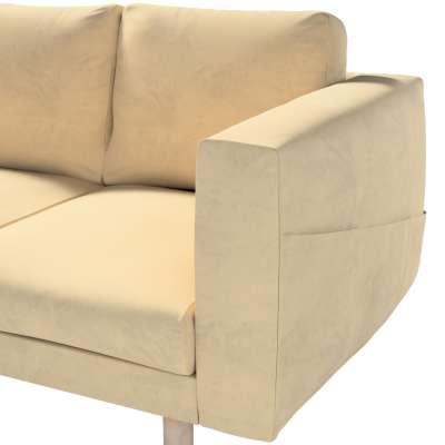 Pokrowiec na sofę Norsborg 3-osobową w kolekcji Living, tkanina: 160-82