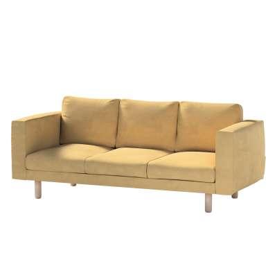 Pokrowiec na sofę Norsborg 3-osobową w kolekcji Living, tkanina: 160-93