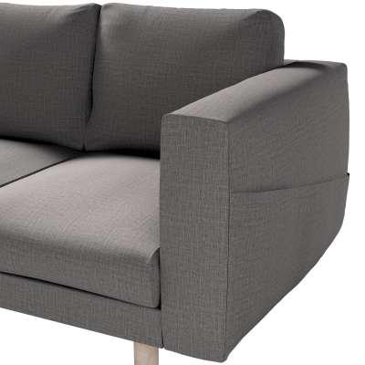 Pokrowiec na sofę Norsborg 3-osobową w kolekcji Living, tkanina: 161-16