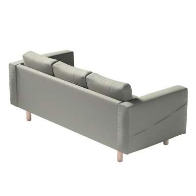 Norsborg 3-seat sofa cover 161-25 grey Collection Etna