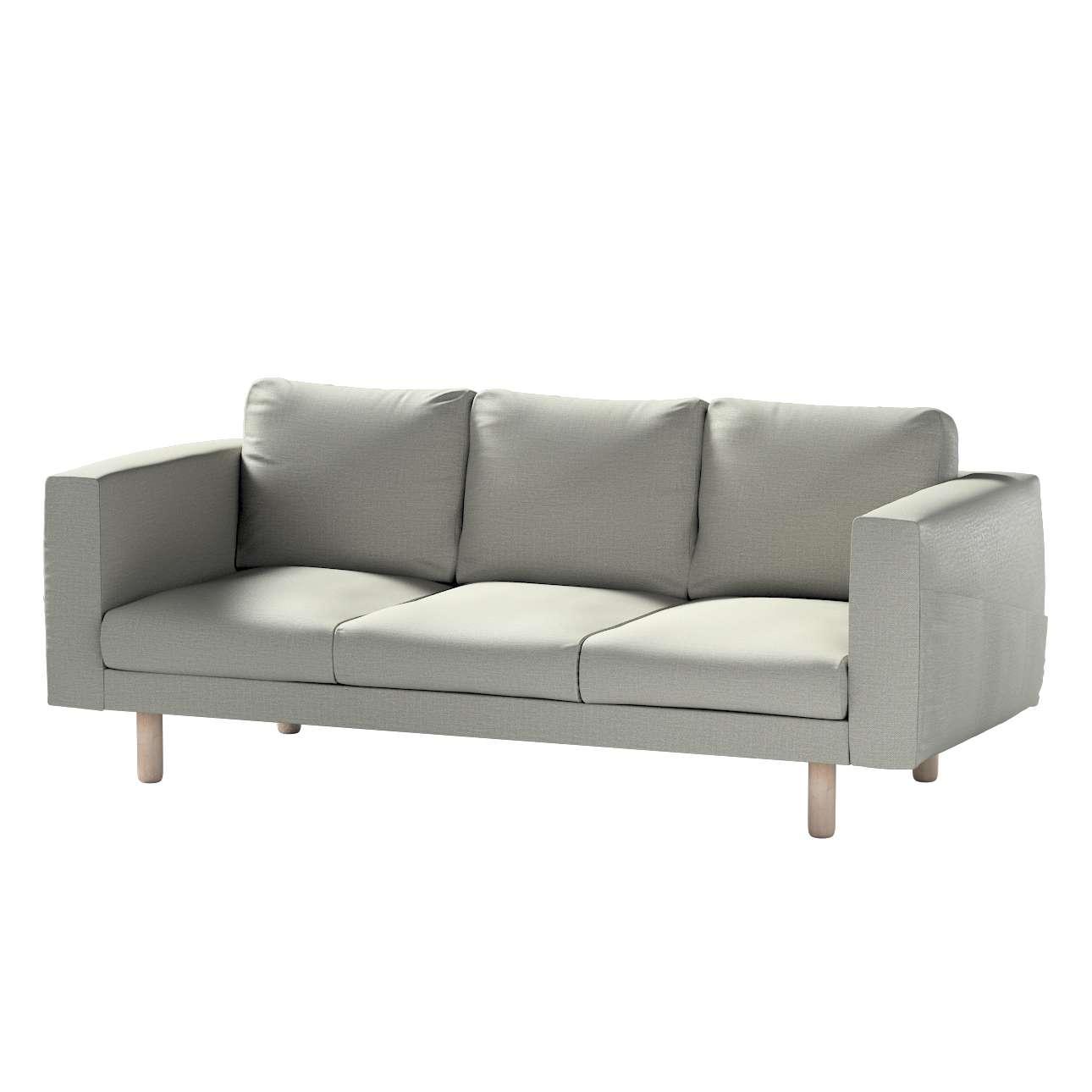 Pokrowiec na sofę Norsborg 3-osobową w kolekcji Bergen, tkanina: 161-83