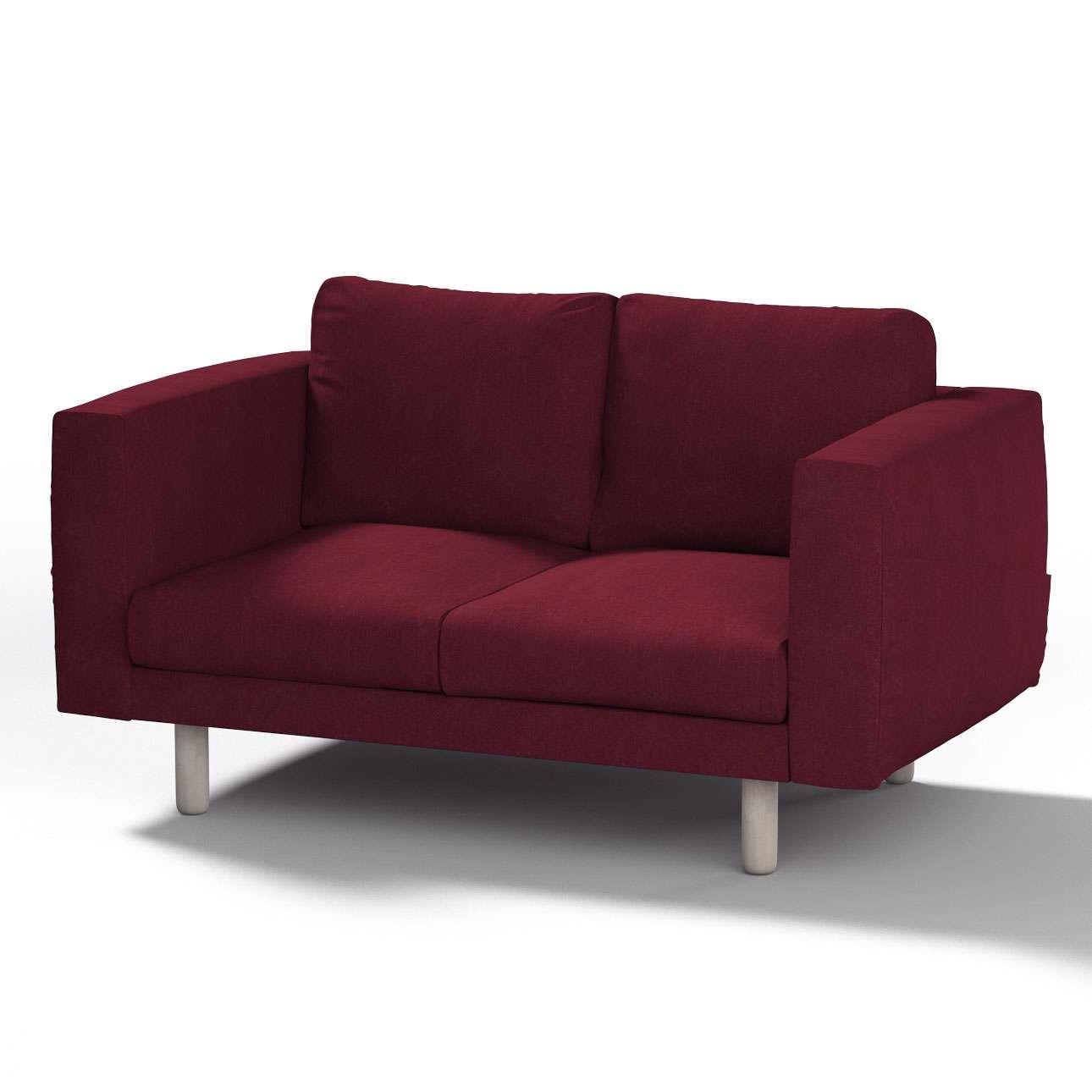 Pokrowiec na sofę Norsborg 2-osobową w kolekcji Chenille, tkanina: 702-19