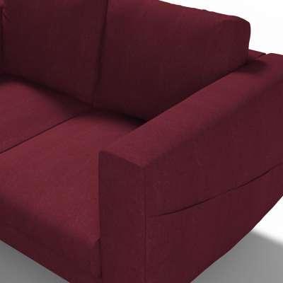 Norsborg  dvivietės sofos užvakalas kolekcijoje Chenille, audinys: 702-19