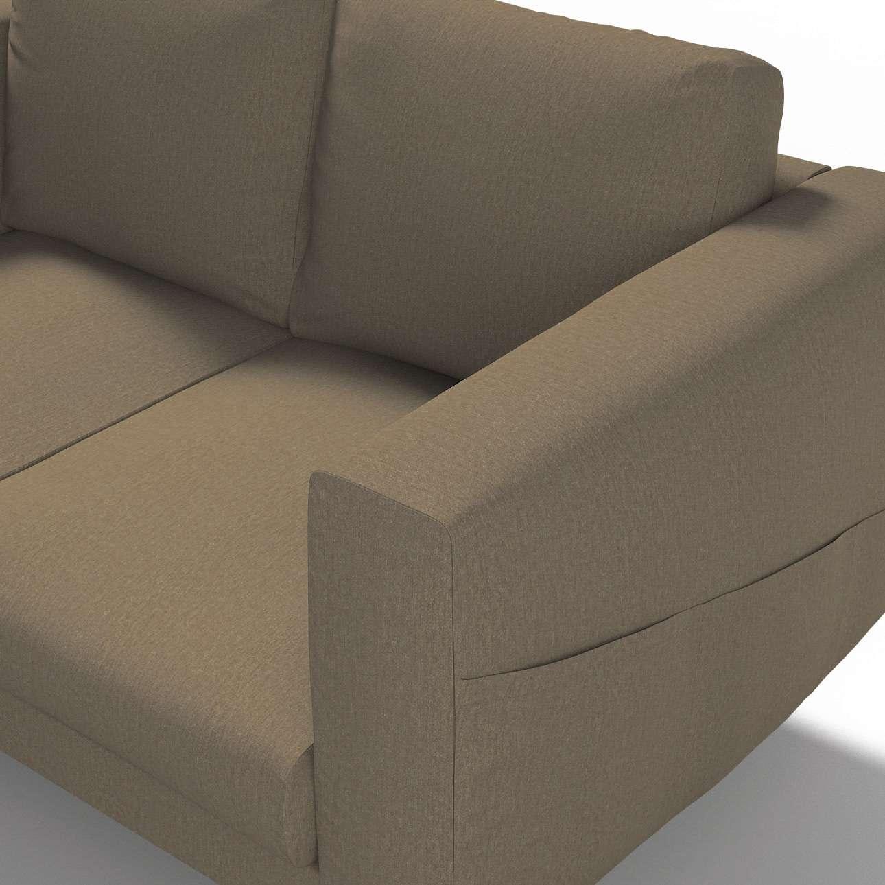 Pokrowiec na sofę Norsborg 2-osobową w kolekcji Chenille, tkanina: 702-21