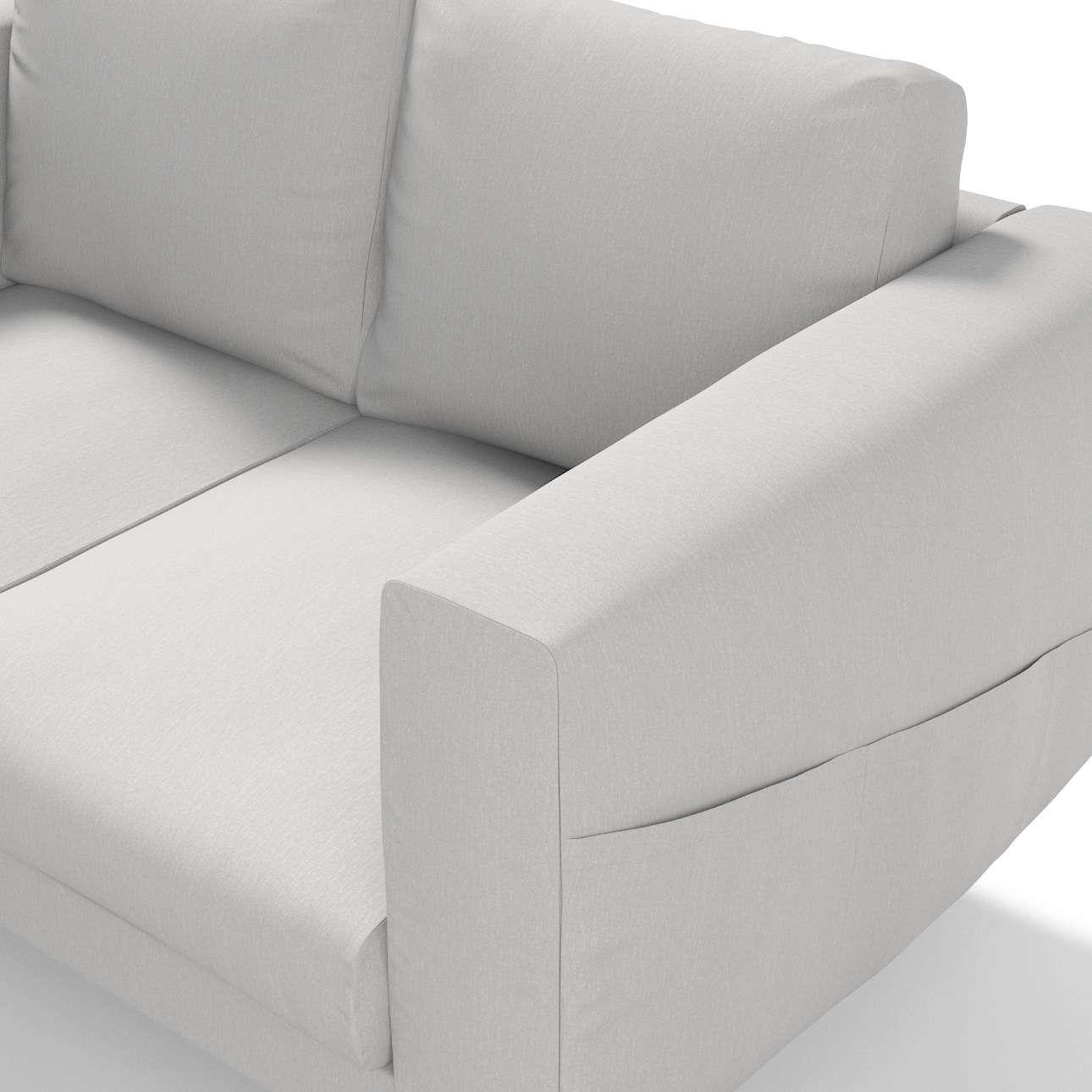Pokrowiec na sofę Norsborg 2-osobową w kolekcji Chenille, tkanina: 702-23