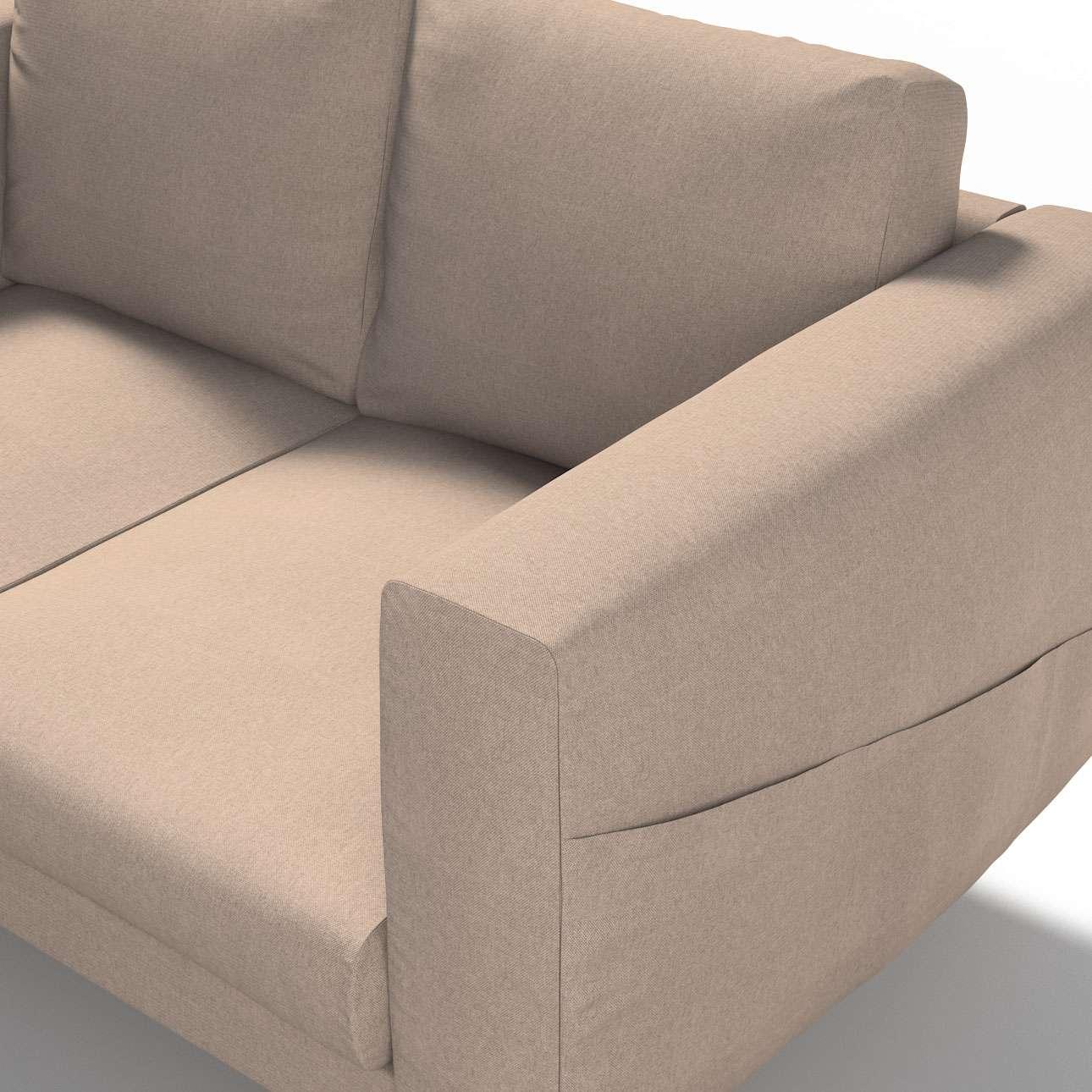 Pokrowiec na sofę Norsborg 2-osobową w kolekcji Etna, tkanina: 705-09