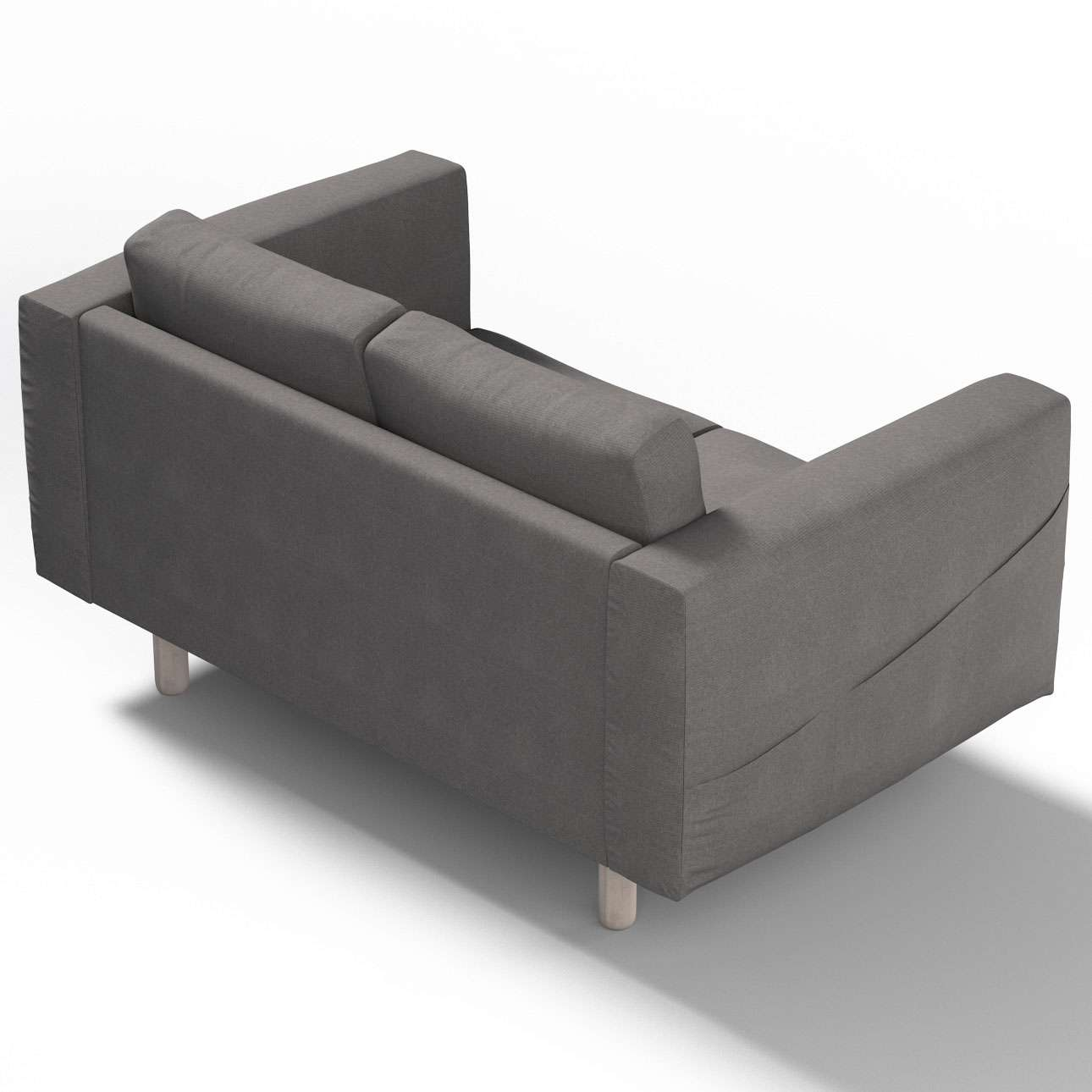 Pokrowiec na sofę Norsborg 2-osobową w kolekcji Etna, tkanina: 705-35