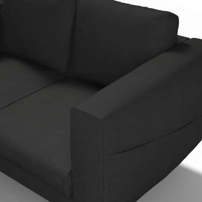 Pokrowiec na sofę Norsborg 2-osobową w kolekcji Etna, tkanina: 705-00
